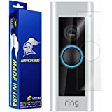 Ring Video Doorbell Pro Screen Protector, ArmorSuit MilitaryShield Screen Protector For Ring Video Doorbell Pro Lifetime Replacement Anti-Bubble Ultra HD Clear