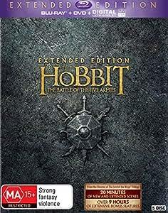 Hobbit BOFA Ext Edition BDU