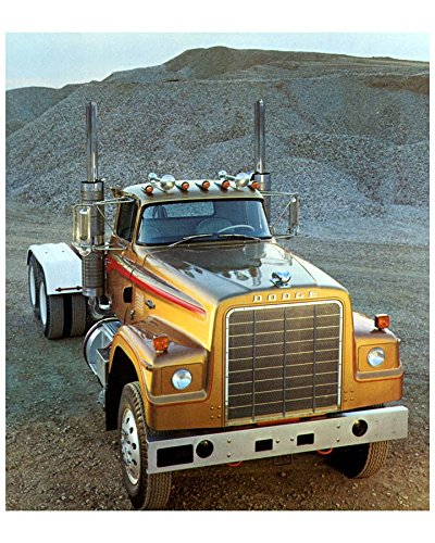 1973 1974 Dodge Bighorn Truck Photo Poster from AutoLit