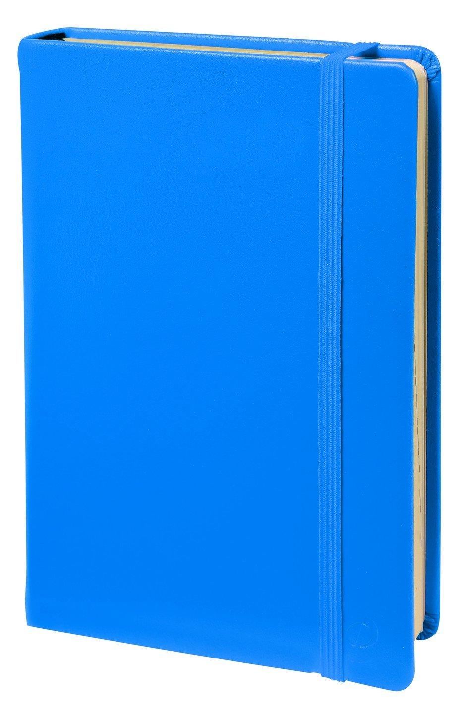 Quo Vadis Habana Ruled Note Book 10x 15cm Blue