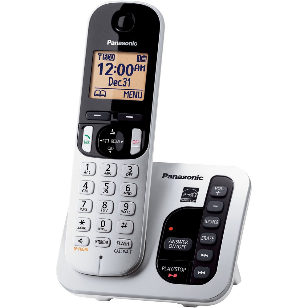 Panasonic Kx Tgc220 Cordless Dect Telephone Electronics Id Cooling Tg 31
