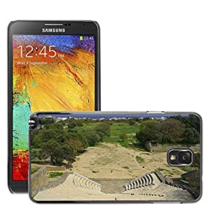 Hot Style Cell Phone PC Hard Case Cover // M00171126 Rhodes Greece Theatre Ancient // Samsung Galaxy Note 3 III N9000 N9002 N9005