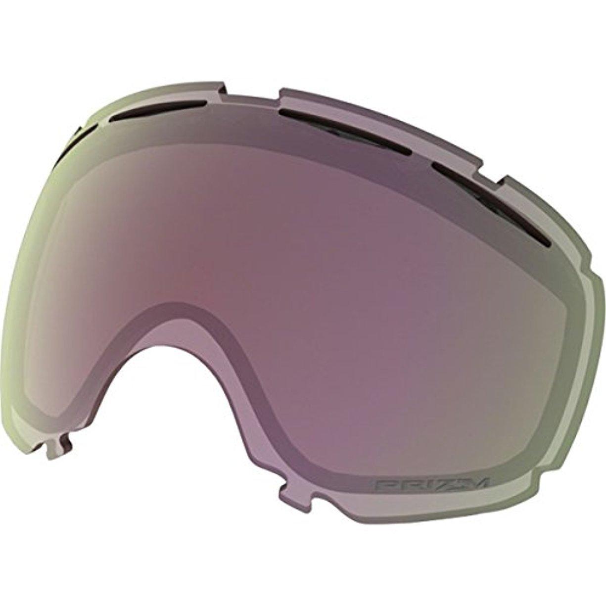 Oakley Canopy Accessory Lenses Prizm HI Pink & Cap Bundle by Oakley