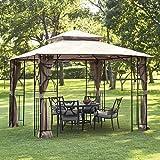 Colonial Estates/Mika Ridge/River Delta Gazebo Replacement Canopy – RipLock 350 For Sale