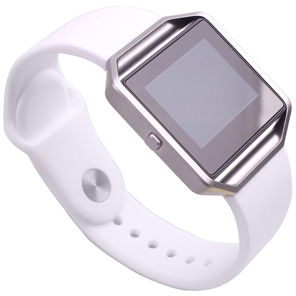 Watch for Fitbit Blazeストラップ、高級プラスチックドットバックルバンドfor Fitbit Blaze、Carambola調節可能交換用アクセサリーリストバンド B073Q2C1J5
