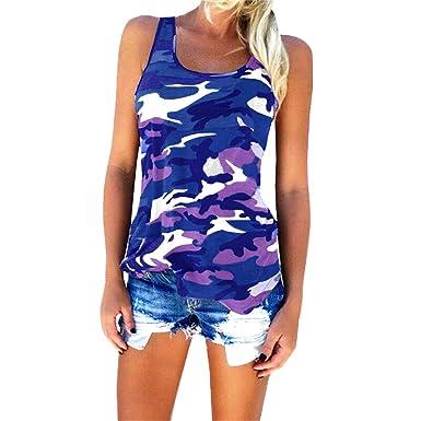 d06210d8de813 Highdas Womens Camouflage Shirt Military Fashion Tops  Amazon.co.uk   Clothing