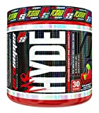 Pro Supps Mr. Hyde Intense Energy Pre-Workout Powder (Fruit Punch Flavor), 30 True Servings, Ridiculous Focus, Massive Energy, Insane Muscle Pumps, 8.0 Oz