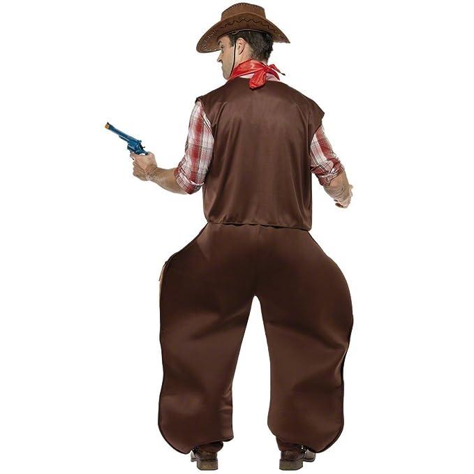 Traje de Sheriff disfraz vaquero oeste cowboy: Amazon.es: Juguetes y ...