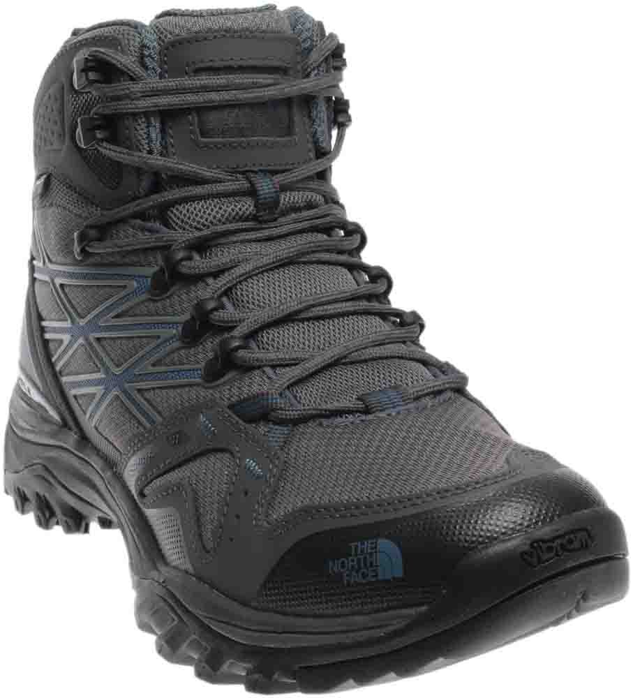 The North Face Men's Hedgehog Fastpack Mid Gore-Tex Hiking Boot Graphite Grey/Dark Slate Blue 10
