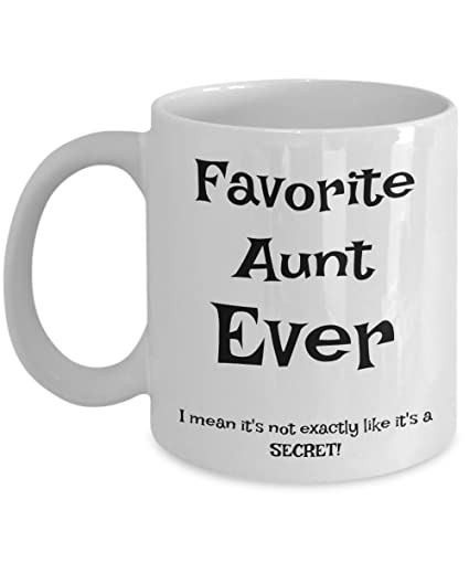 Amazon Honorary Aunt Gifts