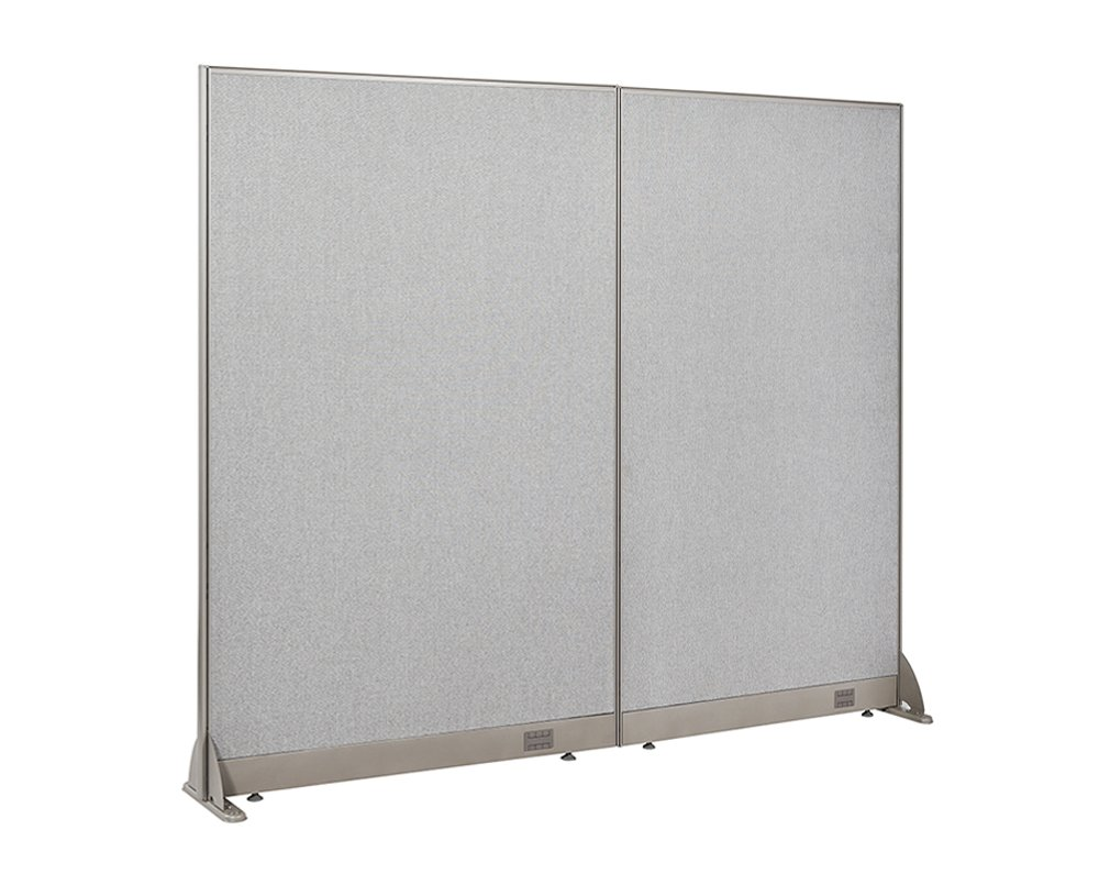 GOF Office Freestanding Partition (66W x 72H)