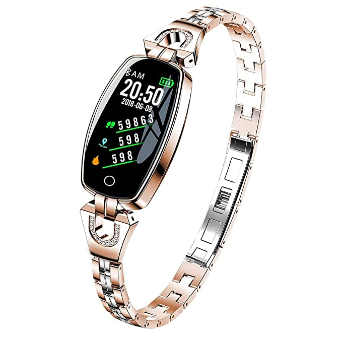 Amazon.com : ZKSBDM Watch Smart Watch Wo Waterproof Heart ...