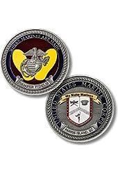 Marine Corps Recruit Depot Parris Island, SC Challenge Coin