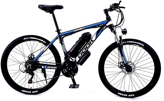 QDWRF Bicicleta eléctrica de montaña 26
