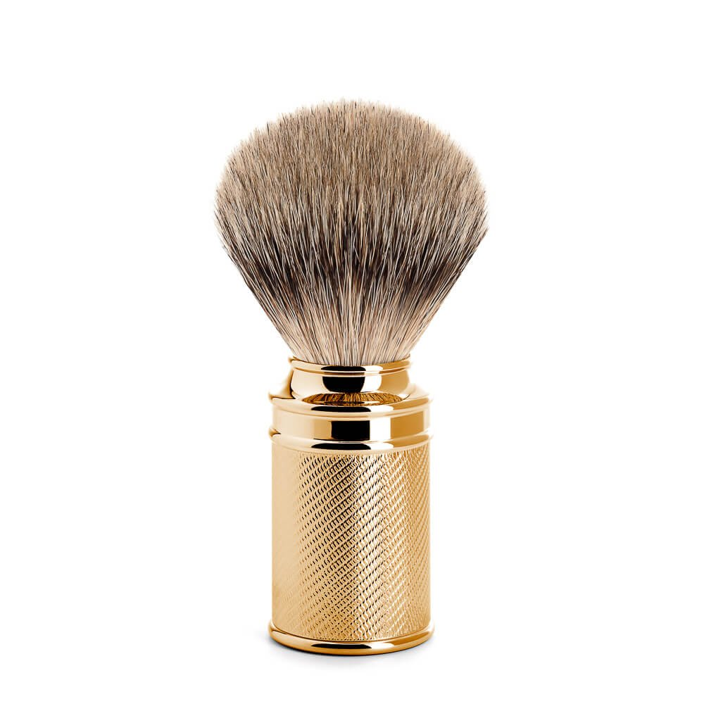 LIMITED EDITION: MUHLE Traditional Silvertip Badger Shaving Brush (091 M 89) (Gold)