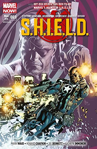 S.H.I.E.L.D.: Bd. 3: S.H.I.E.L.D.-Legenden