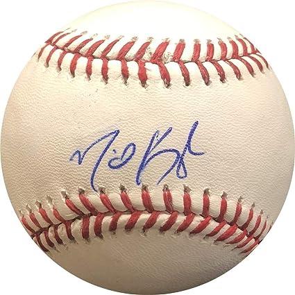 Sports Mem, Cards & Fan Shop Baseball-mlb Top Prospect Michael Kopech Chicago White Sox Signed Official League Baseball !