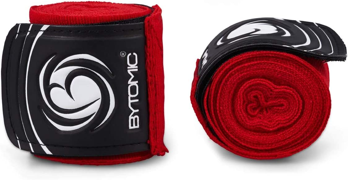 Bytomic Performer Hand Wraps Red