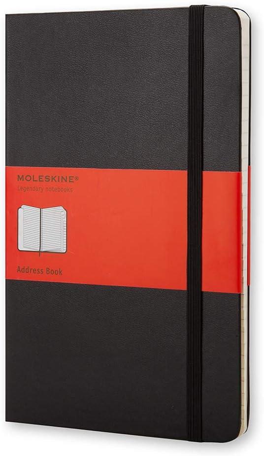 HARDBACK RED ALPHABET TELEPHONE INDEX ADDRESS BOOK BRAND NEW