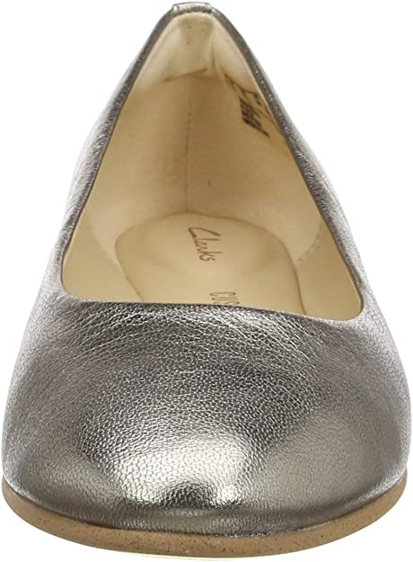 Platino Piper Womens Ladies Flats Shoes Navy UK Size