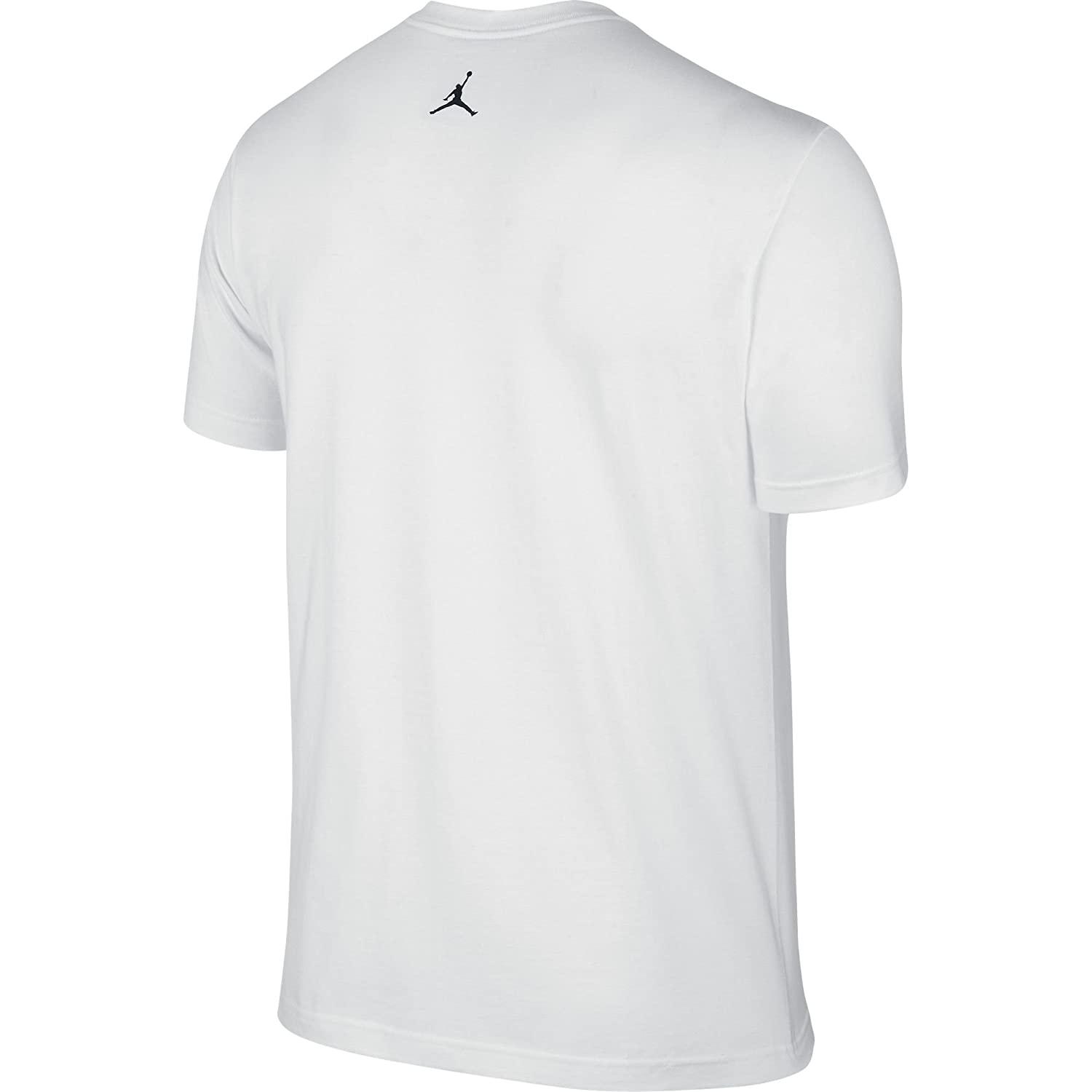 af0379036ab6 Amazon.com  Jordan AJXI Men s T-Shirt White Black 649346-100  Sports    Outdoors