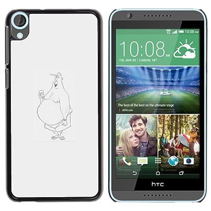 Amazon.com: iMagic Case - Carcasa rígida para HTC Desire 820