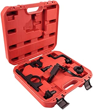 Best Q Timing Tool Kit Professional Engine Locking Timing Setting Tool for Ford Explorer Mustang Ranger Mazda B4000 4.0L