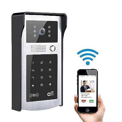 WiFi Video timbre glodenbridge inalámbrico Wifi interfono ...