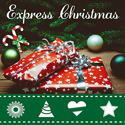 - Express Christmas - Frosty Morning, Happy Christmas Tree, Spirit of Christmas, Snow Ball, Sounds of Christmas Carols, Colorful Gifts, Santa Claus with Reindeer, Kisses under Mistletoe, Mulled Wine with Friends, Christmas Eve with Family