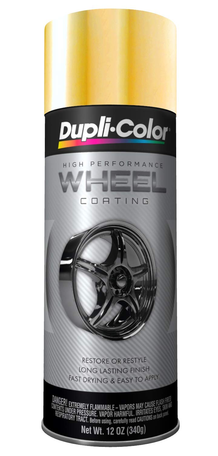 Dupli-Color HWP107-6PK Wheel Coating - 11 fl. oz, (Pack of 6)