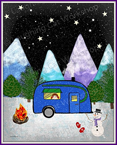 Winter Motorhome