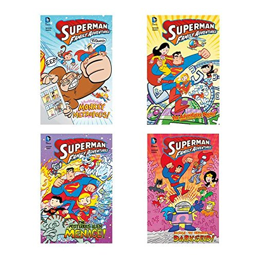 Superman Family Adventures pdf epub