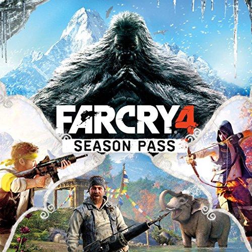 Far Cry 4 Season Pass - PlayStation 4 [Digital Code]