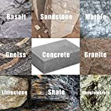 """9/16"""" Wedge and Feather Shims Concrete Marble"""