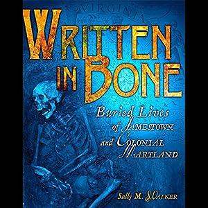 Written in Bone Audiobook