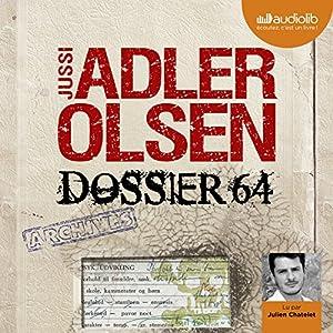 Dossier 64 (Les enquêtes du département V, 4) Audiobook