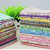 50pieces 20cm*25cm Remnant cloth fabric stash cotton fabric charm packs patchwork fabric quilting tilda no repeat design
