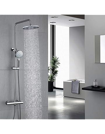 Grifos de ducha y bañeras   Amazon.es