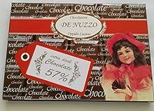 13 pz Tavolette cioccolato extra fondente 57% 100 grammi
