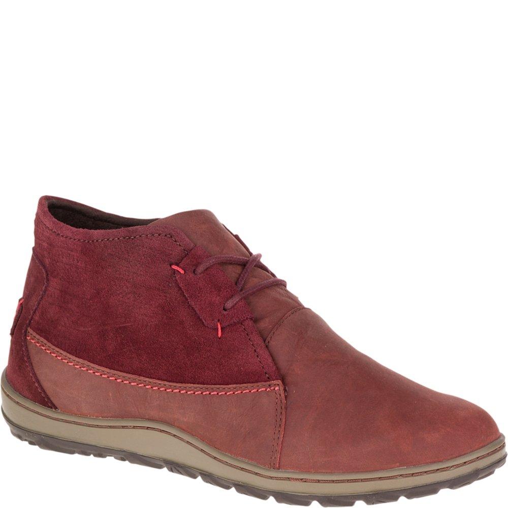 Merrell Women's Ashland Chukka Boot B01KI26SN2 11 B(M) US Red Ochre
