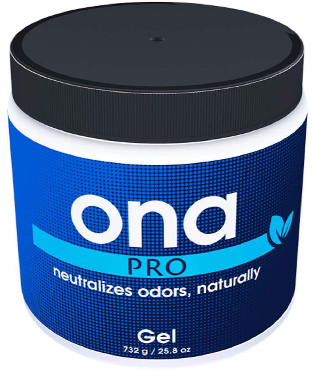 25.8 OZ Ona Gel Fresh Linen, 5 Gallon Nutrient, Pail, White