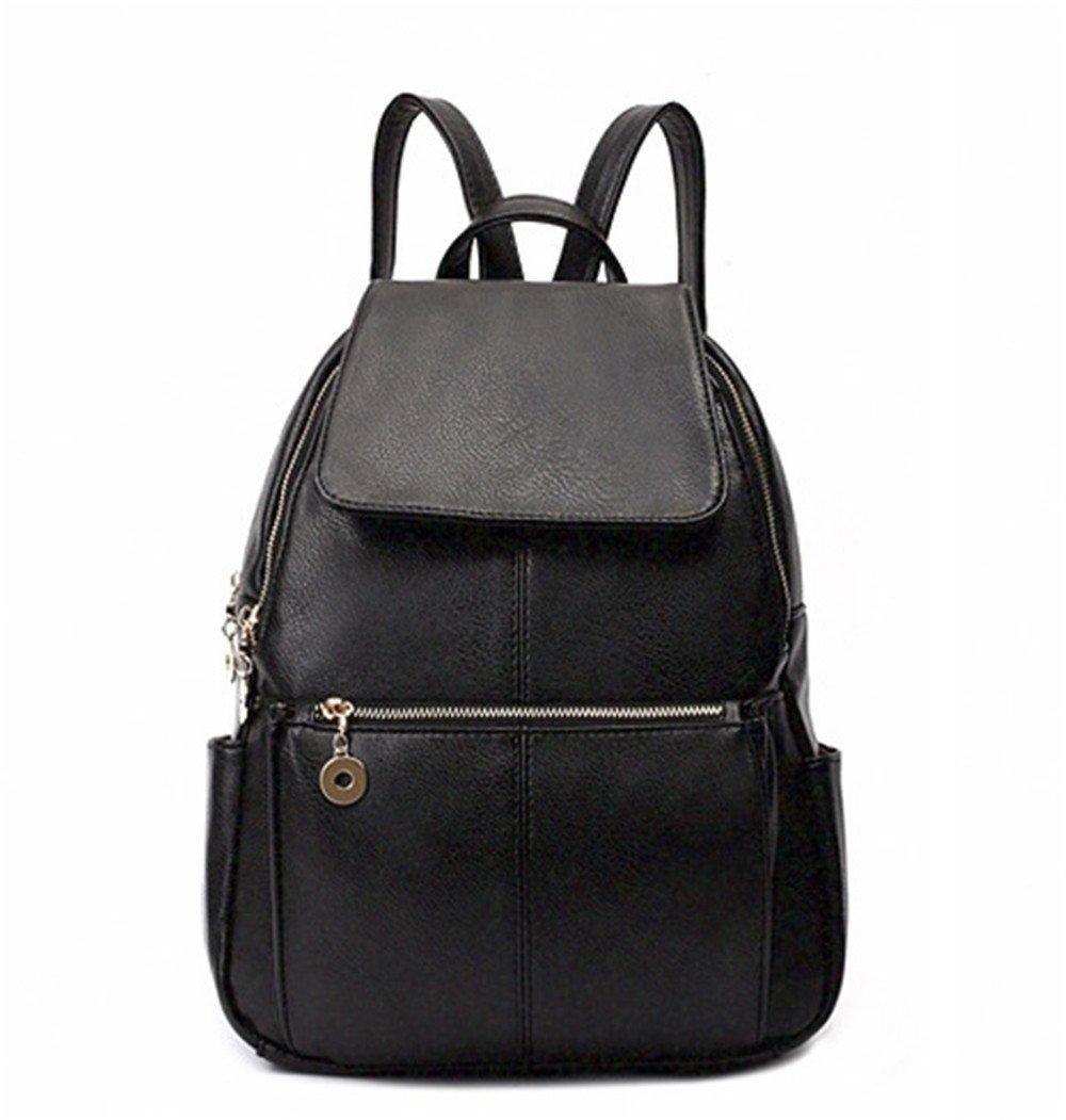 C Frau dual Umhängetaschen stilvolle Reisetasche von Studenten schulmappen Freizeit Rucksack C