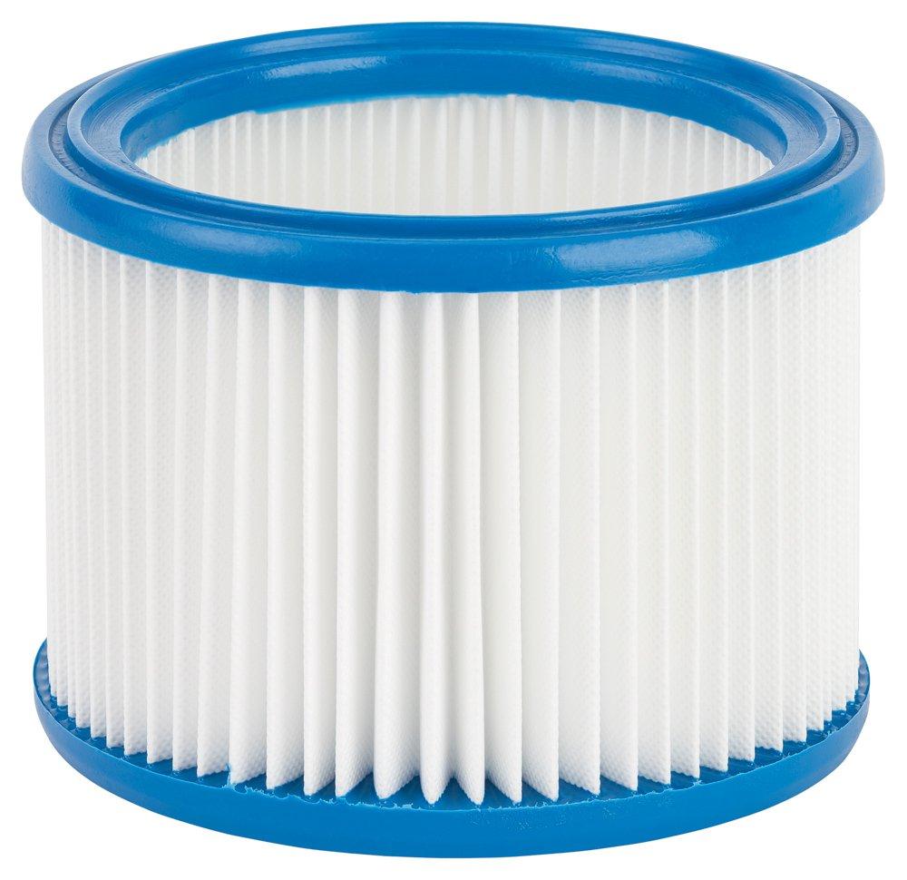 Bosch, Filtro a pieghe, 3000 cm² , 139 x 185 mm, compatibile GAS 15 L, 2607432024 3000 cm²