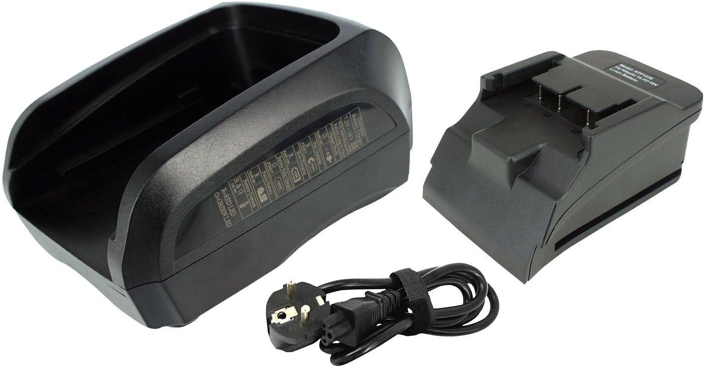 DS 18DBL Caricatore per Hitachi DS 14DSFL DS 18DGL UC18YGSL PowerSmart/® WH 18DSDL WH 18DBDL UC18YML2 WH 18DSAL WR 18DSHL DS 14DSL WH 14DSL