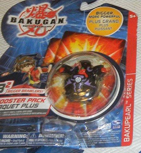 Bakugan Battle Brawlers B2 Booster Pack Bakupearl (Bigger Brawlers Booster Pack)