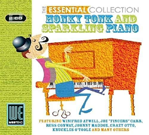 Honky Tonk Piano - Honky Tonk Piano: Essential Collection