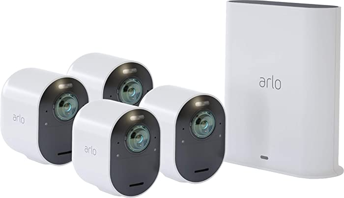 The Best Netgear Arlo Smart Home Security Camera System
