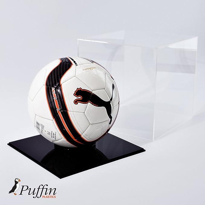 Acrylic Football Display Stand Perspex Riser Plinth Plastic Online Ltd Extraordinary Football Display Stand Plastic