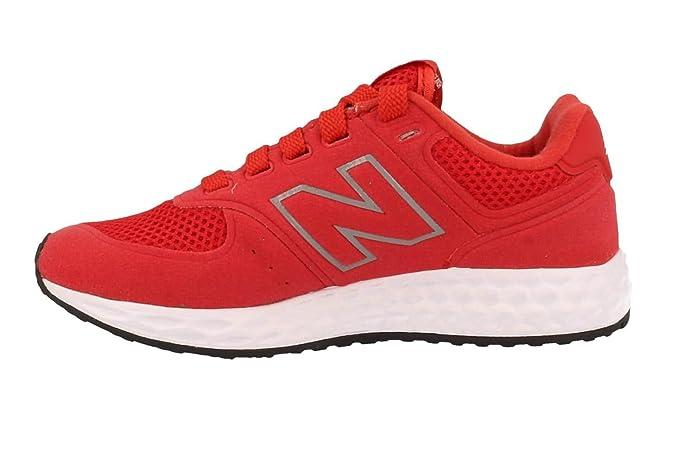 Zapatillas de Running para Mujer Zapatilla New Balance Kfl574 Rp Rojo 31 Rojo Zapatilla New Balance Kfl574 Rp Rojo 31 Rojo  Media Caña Mujer  Negro (Schwarz)  Talla 41 EU PegyGl