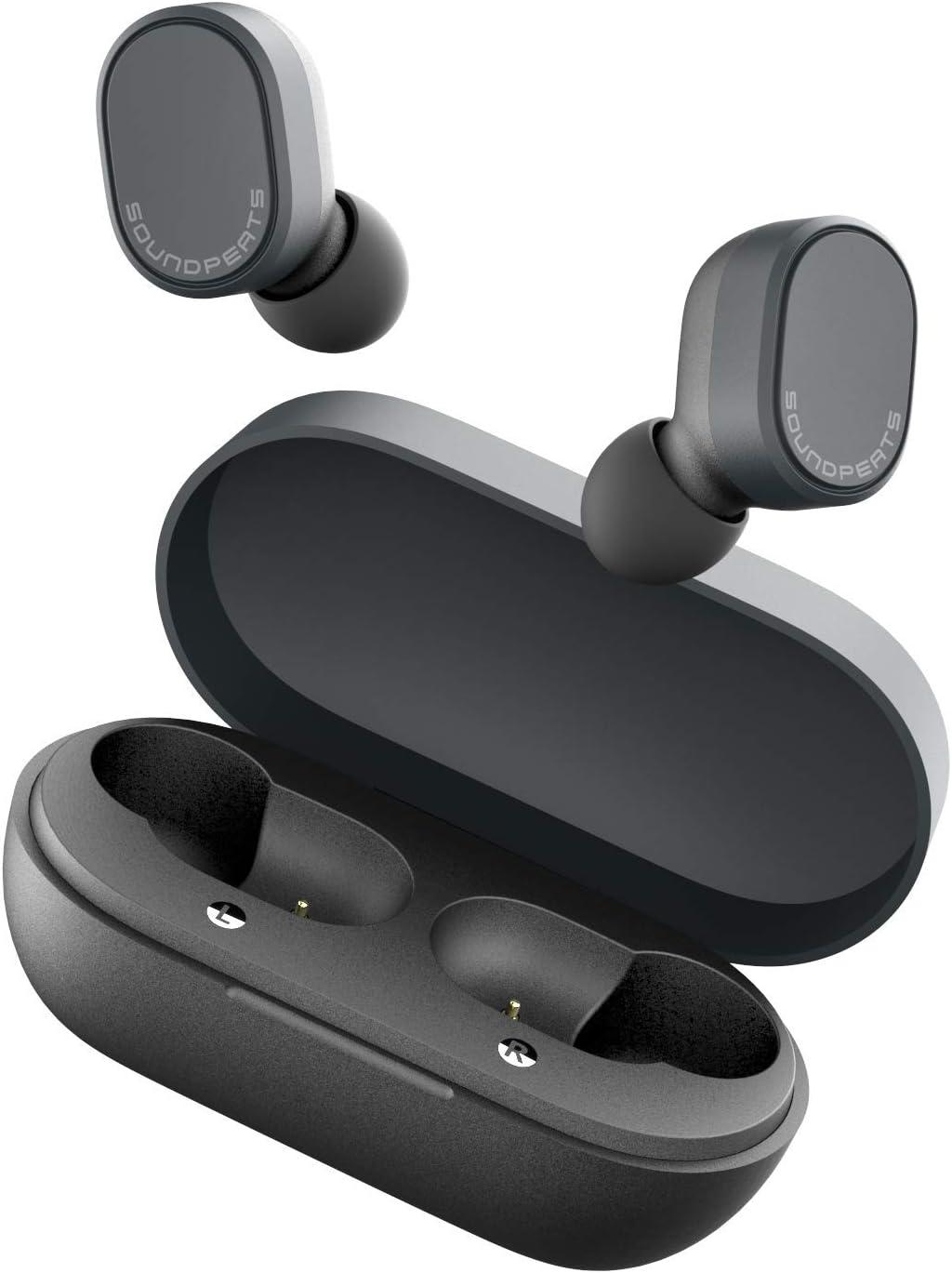 Soundpeats Bluetooth Kopfhörer Sport Bt 5 0 Kopfhörer Elektronik